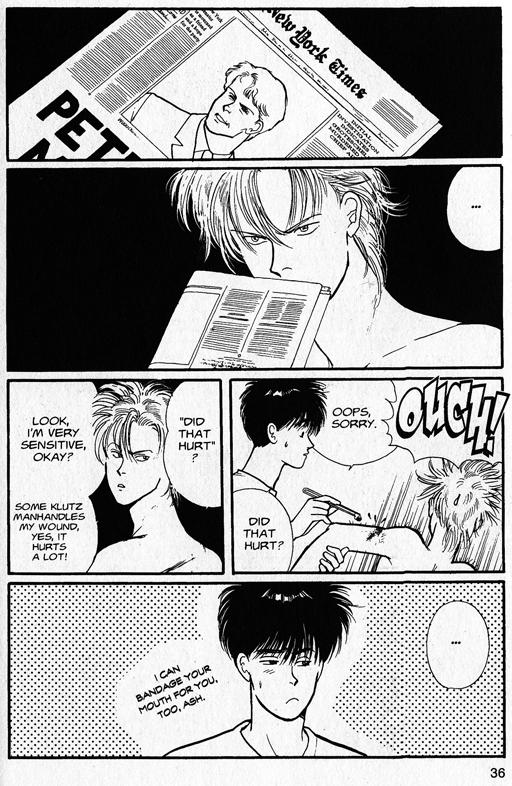 Making The Case For Banana Fish Manga Bookshelf